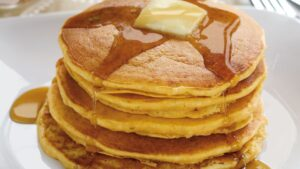 maple syrup, pancake, cosa mangiare in canada orientale