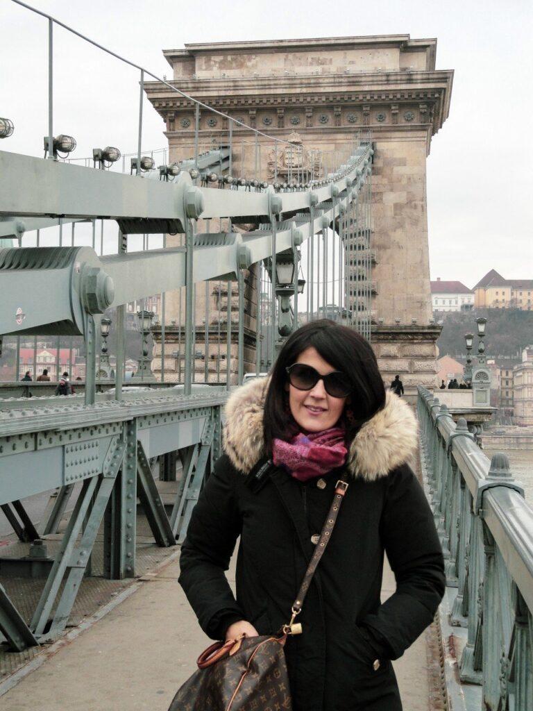 ponte delle catene budapest, due giorni a budapest a dicembre, natale a budapest
