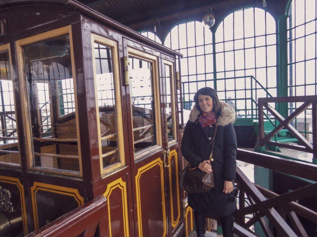 Due giorni a budapest, teleferica budapest, budapest a natale