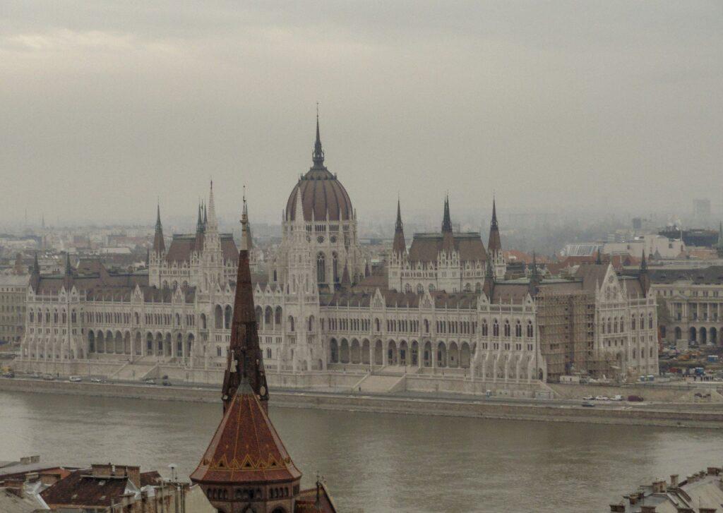 budapest parlamento, due giorni a budapest, budapest a natale