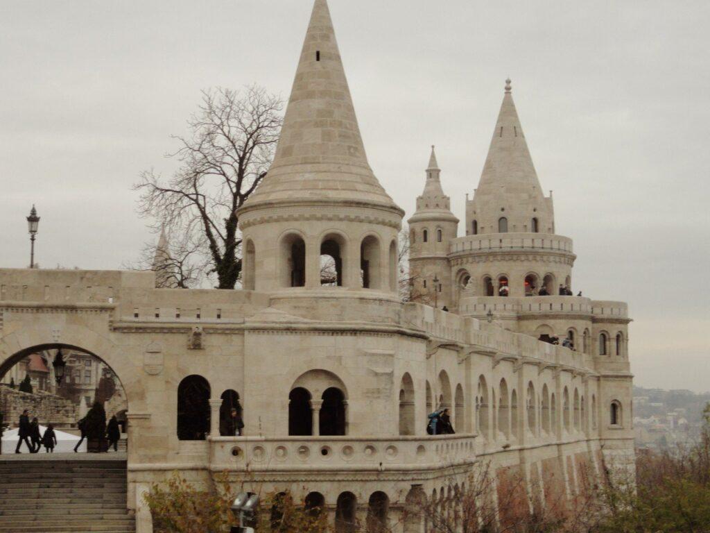 due giorni a budapest a dicembre, natale a budapest, bastioni dei pescatoti