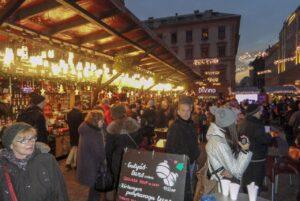 mercatini di natale di budapest, natale a budapest