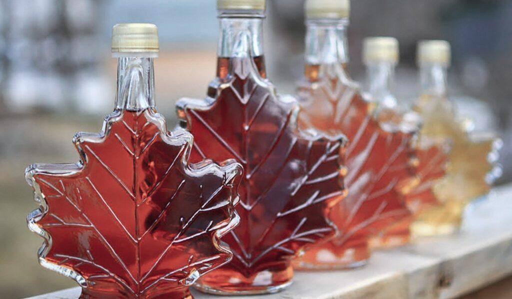 maple syrup, sciroppo d'acero, cosa mangiare in canada orientale