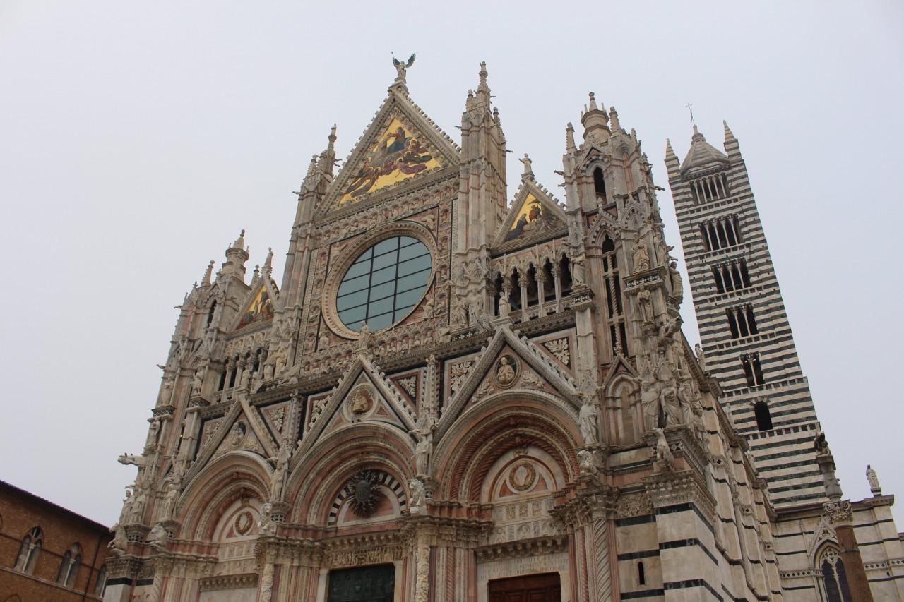 visitare il Duomo di Siena con bambini