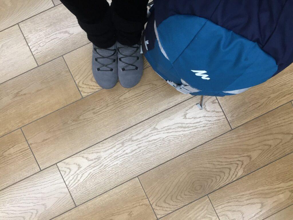 valigia per berlino