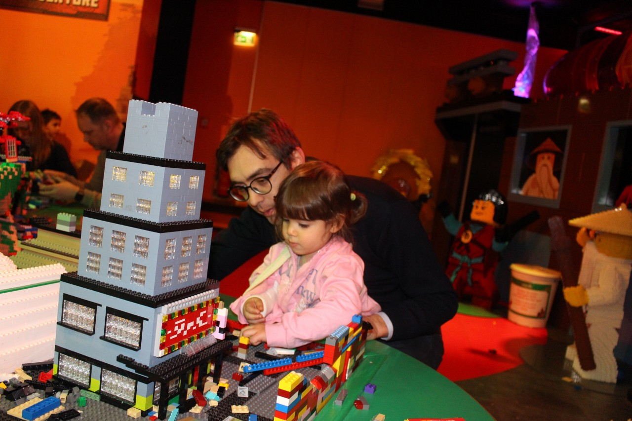 dove andare a pasqua se piove, Legoland discovery berlin
