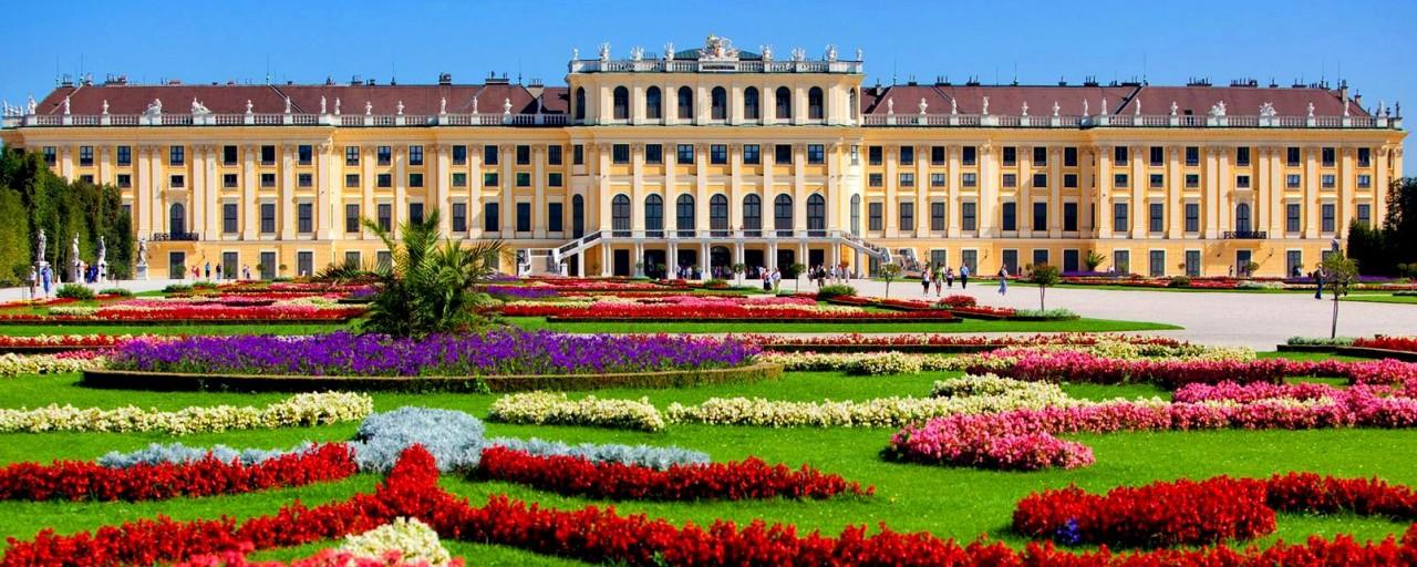visitare il castello di schonbrunn