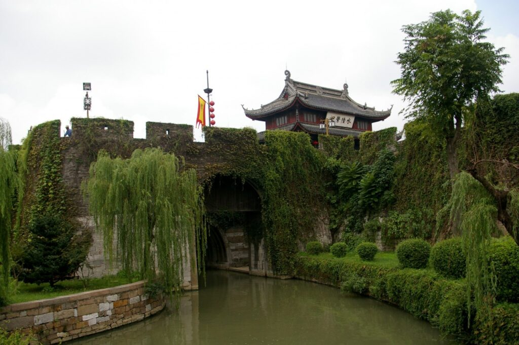 Suzhou pan men