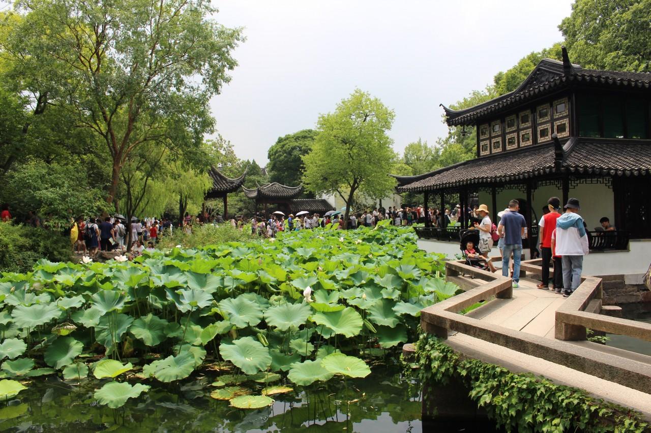 visitare il giardino dell'umile amministartore, due giorni a suzhou