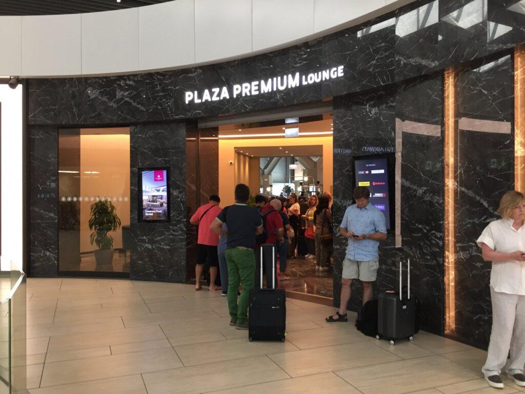 plaza premium lounge roma fiumicino