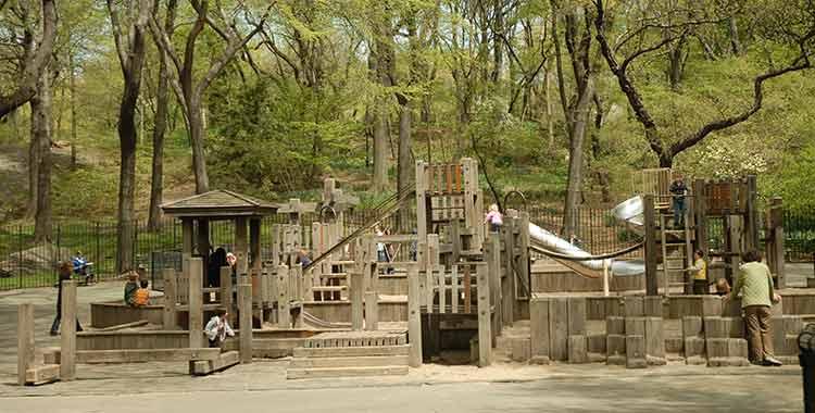 cosa fare a central park con i bambini