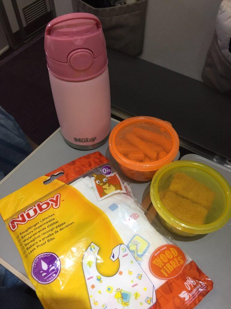 nuby, volare con china southern con i bambini