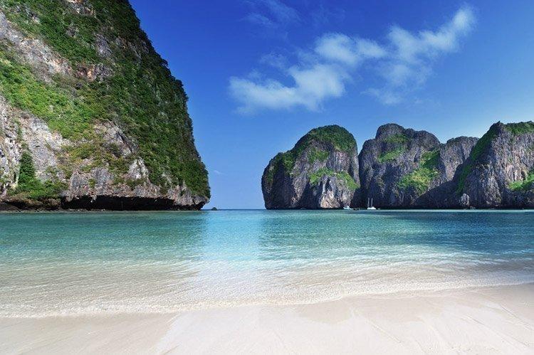 phi phi island capodanno in thailandia