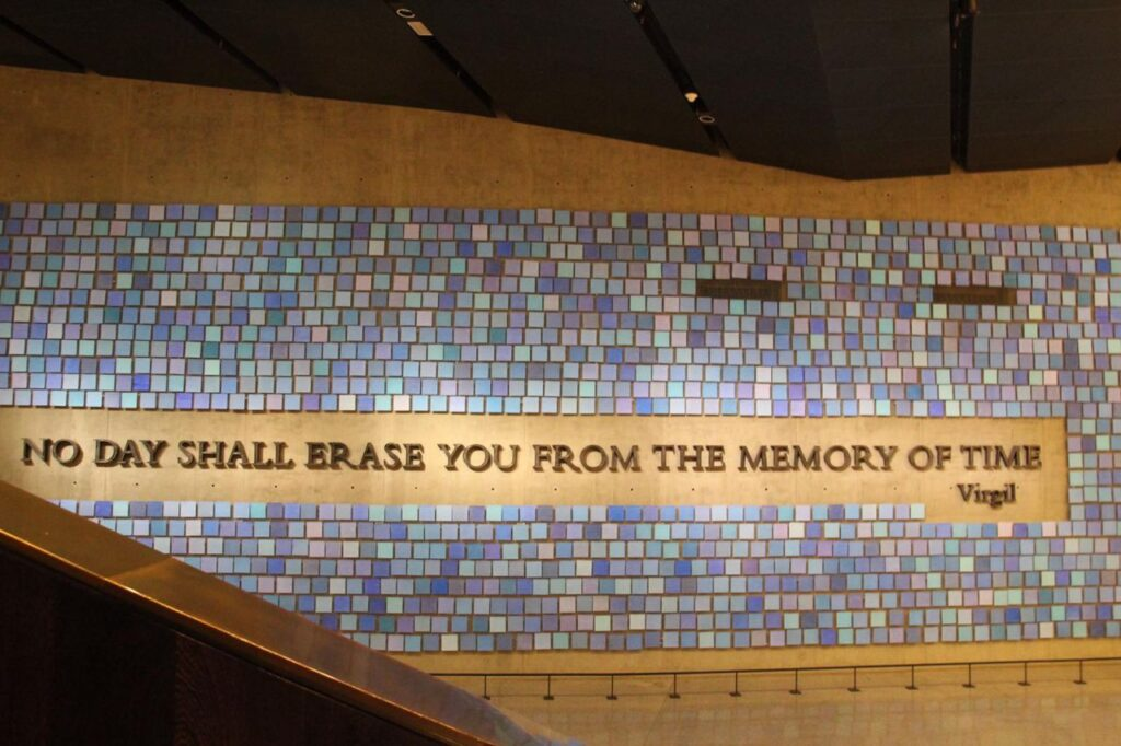visitare il national september 11 memorial & museum