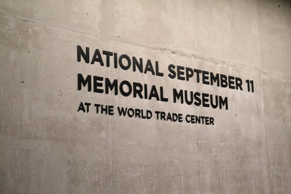 visitare il national september 11 memorial & museum