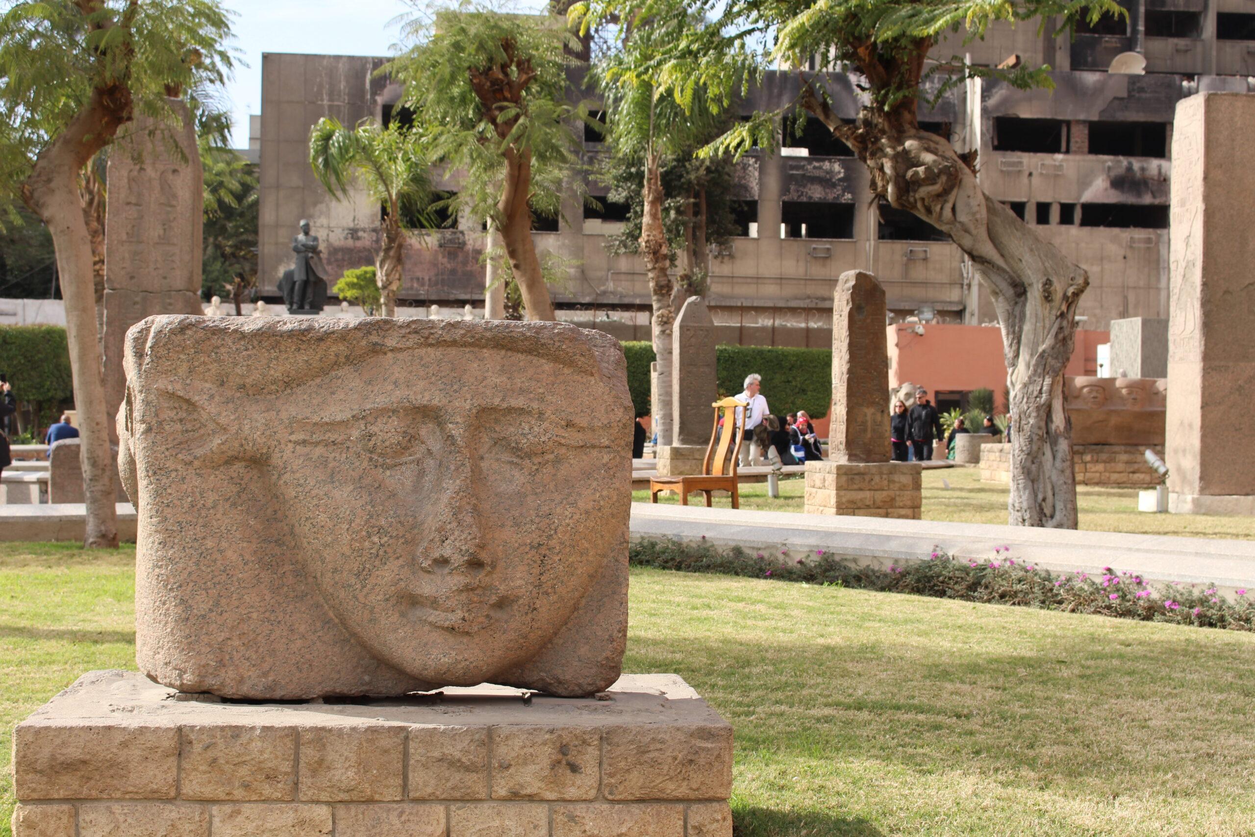 visitare il museo egizio del cairo