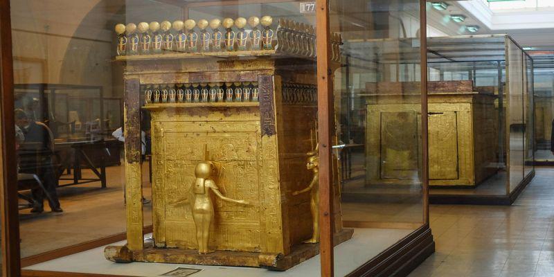 visitare il museo egiziano del cairo