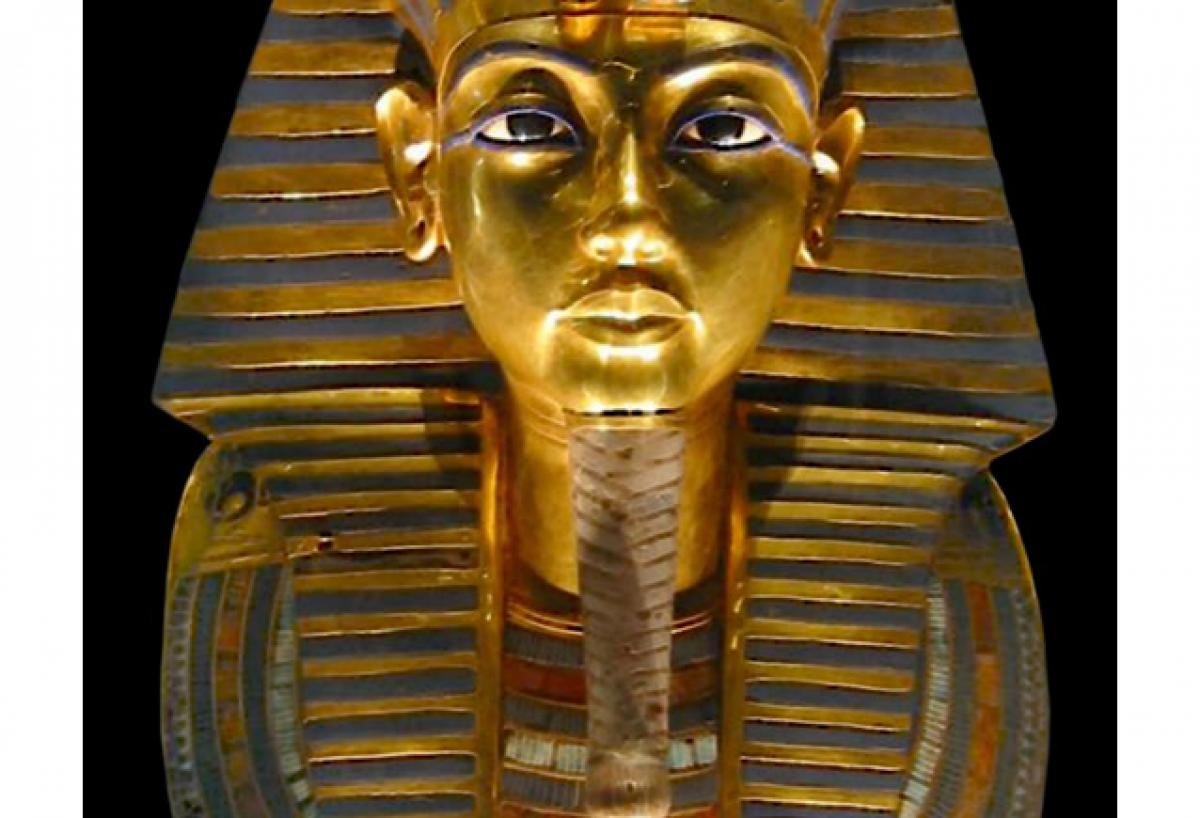 maschera di tutankhamon, visitare il museo egizio del cairo