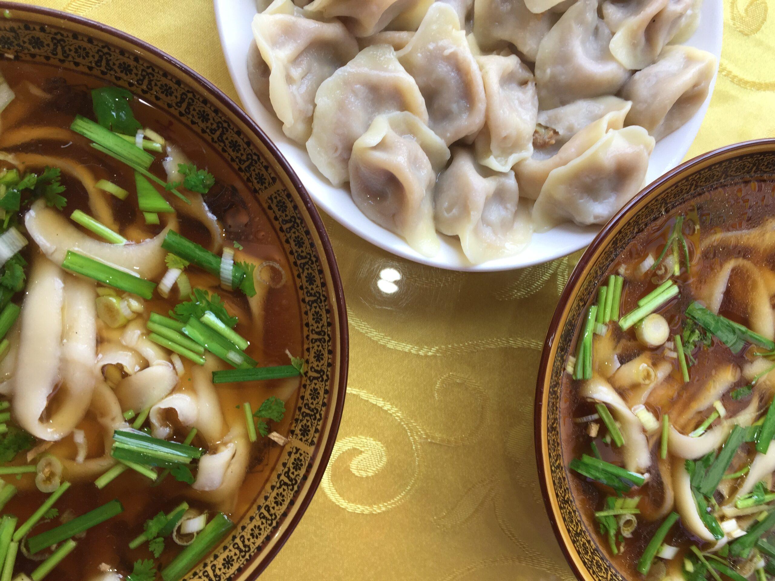 Cosa mangiare in Cina con i bambini
