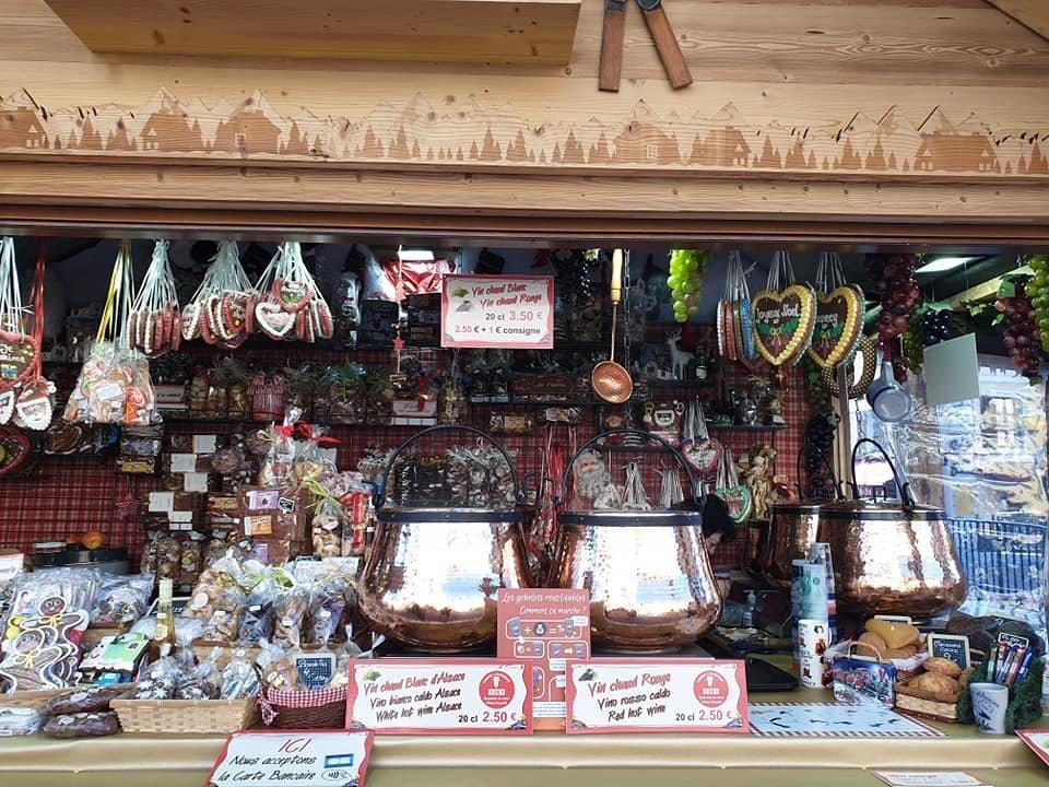 mercatini di natale di annecy