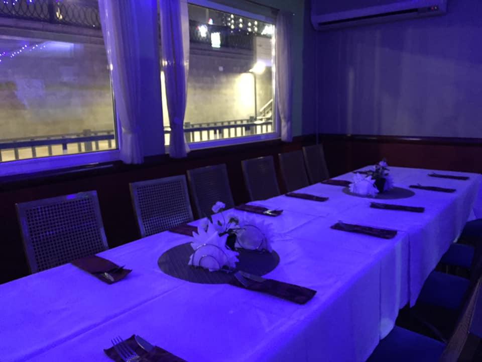 crociera sulla moscova con cena