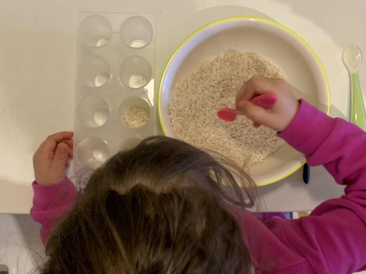 corona virus attività per bambini piccoli