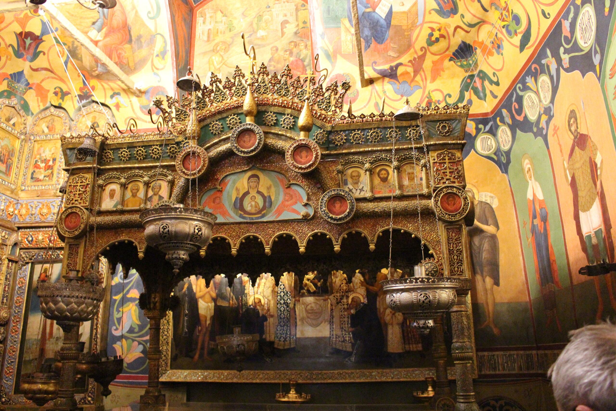 visitare la cattedrale di san basilio a mosca