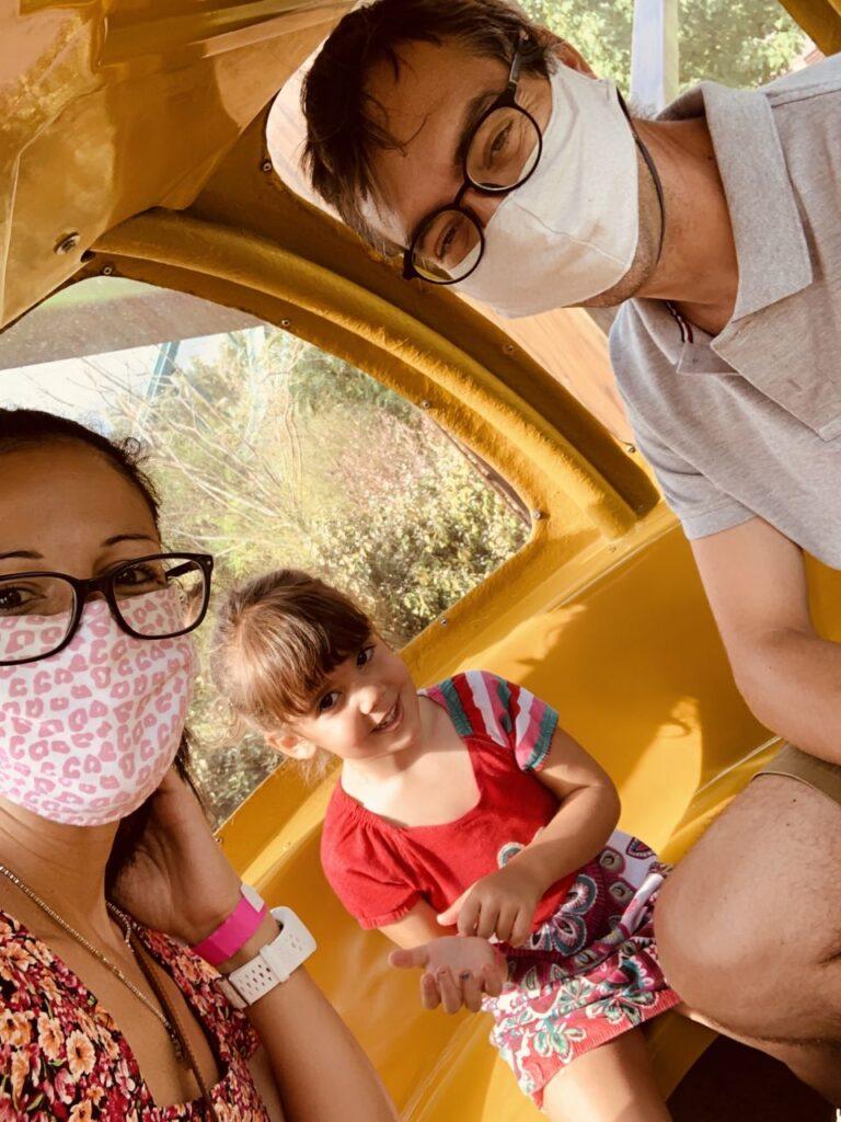 Magicland con bambini piccoli