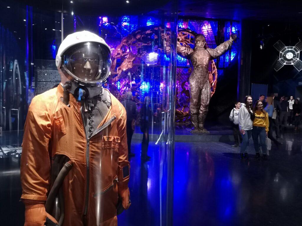 visitare il museo della cosmonautica di mosca